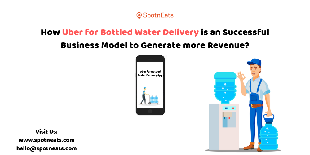 How Uber for Bottled Water Delivery is an Successful Business Model to Generate more Revenue_ (2)