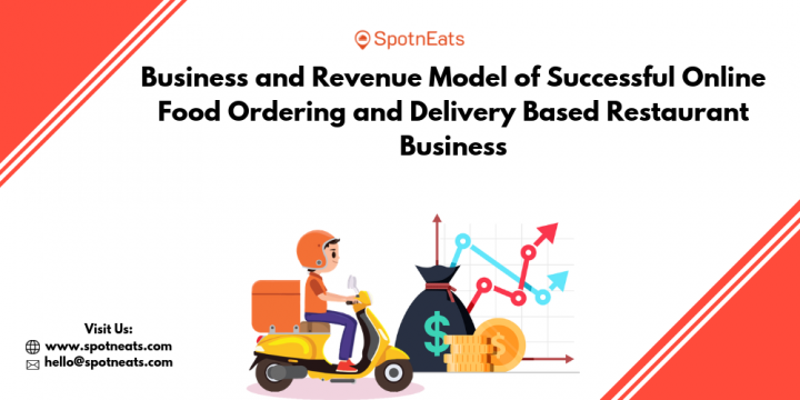 food ordering and delivery based restaurant business