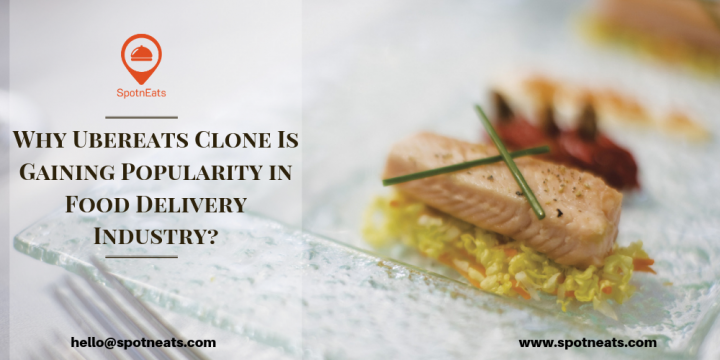 Why Ubereats Clone Is Gaining Popularity in Food Delivery Industry_