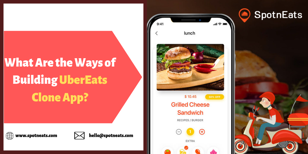 Steps to Build UberEats Clone App