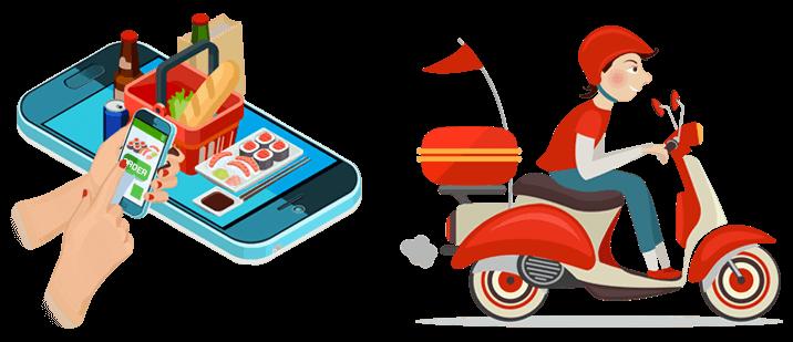 UberEats Clone Scripts, UberEats Clone App, On Demand Food Delivery