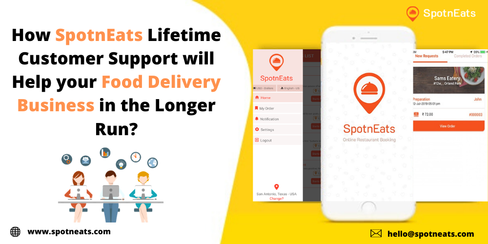 How SpotnEats Can Help You Integrate App Based Food Ordering System with Your Restaurant Business?