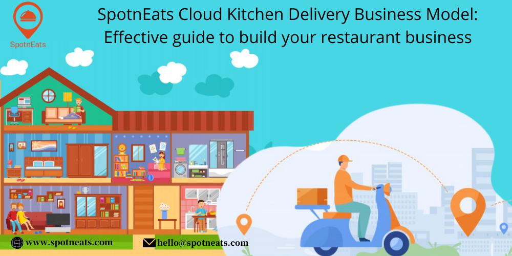 spotneats- cloud kitchen delivery